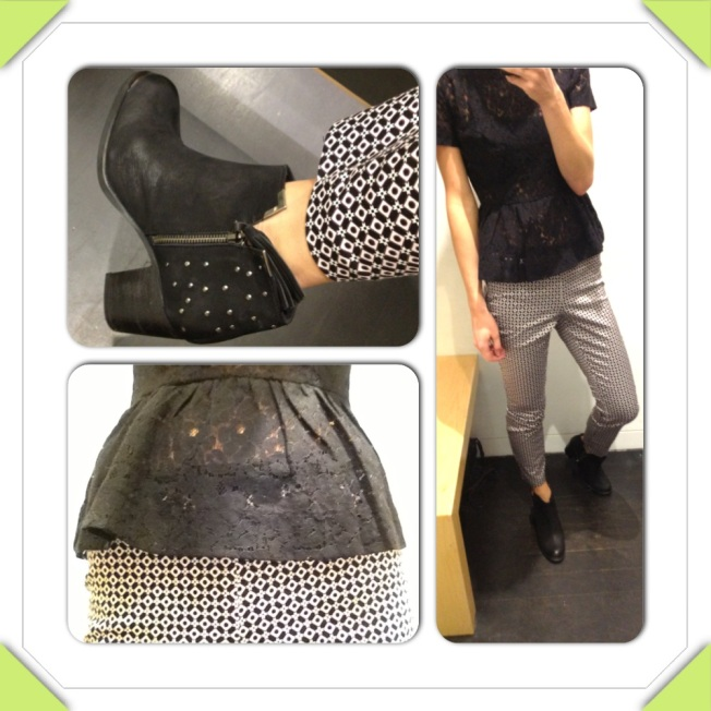 Tuesday 12th March 2013 Office Outfit